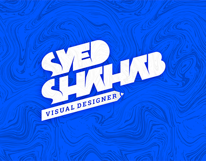 Personal Logo Animation -SyedShahab.In- Visual Designer