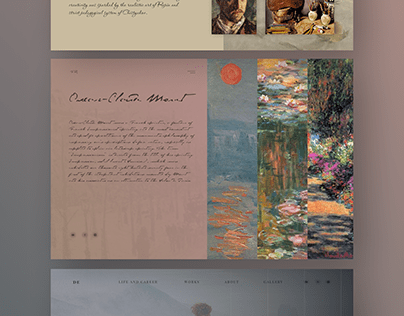 Artists' sites