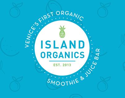 Island Organics | Full Rebrand + Campaign