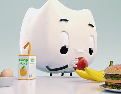 Aspartame Commercial