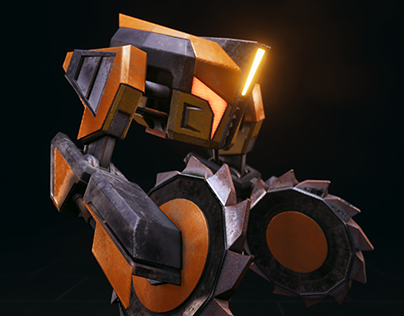 Overload: Enemy Modeling and Surfacing