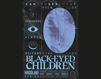 Paranormal Events - Black-Eyed Children