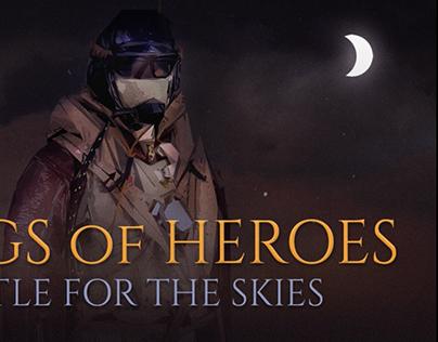 Wings of Heroes - iOS game