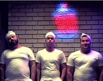 Trash Talk Bakery promo