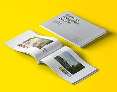 LEON PHOTOGRAPHIC CATALOGUE -Editorial