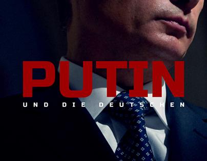 Design & Art Direction: ZDFzeit PUTIN und die Deutschen
