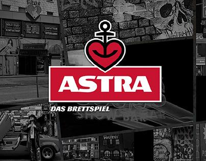 ASTRA DAS BRETTSPIEL