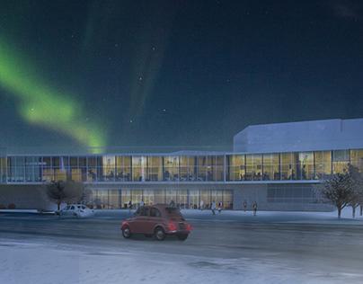 Planetarium in Russia