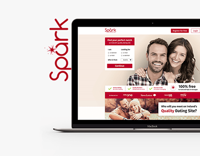 Spark Dating - Ireland's Quality Dating Site