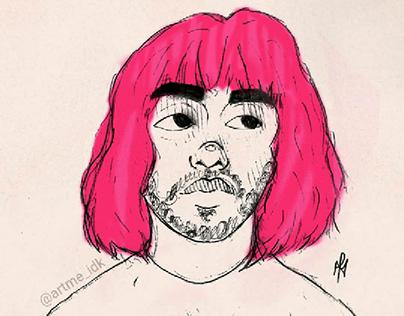 Aminé, portrait