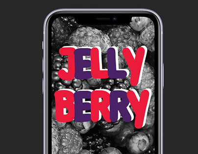 Branding -Jelly Berry