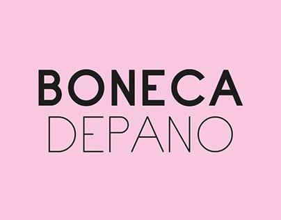 Logo @bonecadepanowebstore