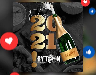 Byton Churrasco Premium - Post de Reveillon