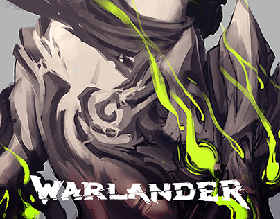 Warlander - Druid / Clans Characters and Props