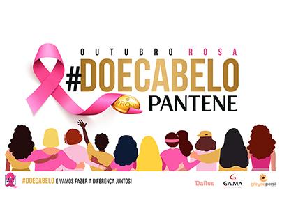 Outubro Rosa - Pantene