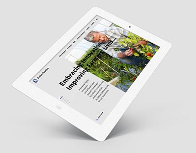 The Daios Plastics Website