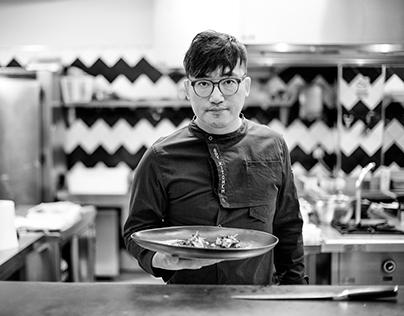 Yong Ping Zhang. Soy Kitchen