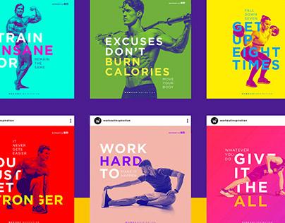 Social Media - Fitness