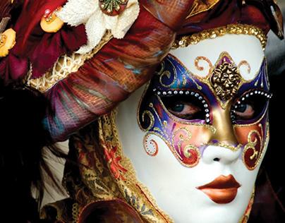 Carnival de Venice Magazine Ads