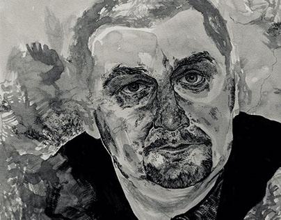 Portrait of Arek