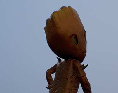 Groot Animation