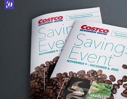 Costco Business Center - Savings Event Book Redesign