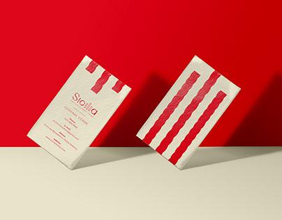 Branding for Sicilia-Italian street food company