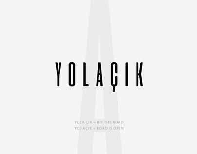 Minimal logo concept 2018 - YOLACIK