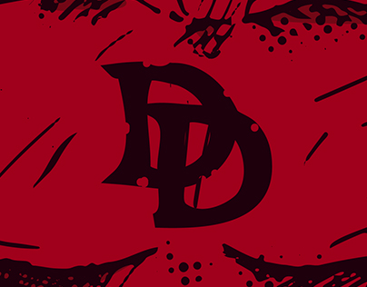 Daredevil Screenprint Poster