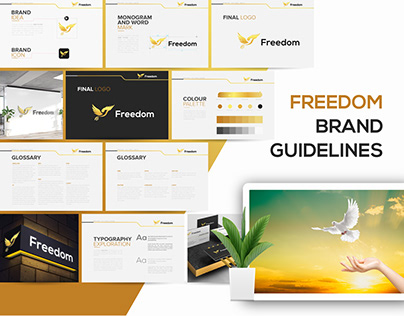 FREEDOM BRAND GUIDELINES