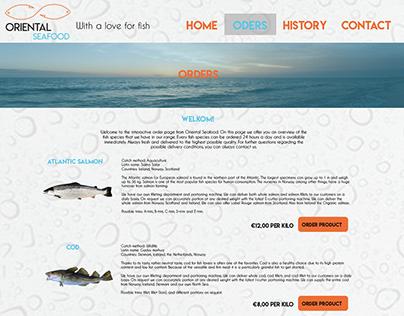 Oriental Seafood Company