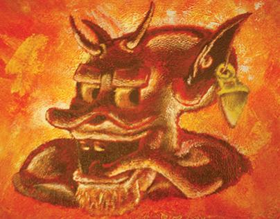 Doritos Devil