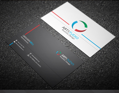 Corporate Business Card V.30