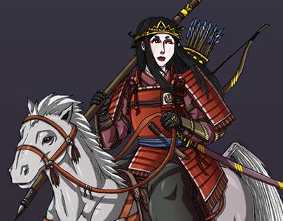 Warrior Women - Historical
