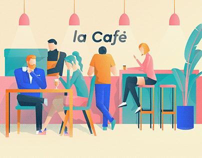 le Café (Quarantine Dreams)