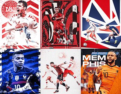 EURO 2020 Graphics