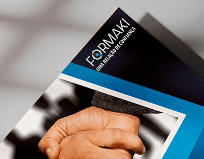 Formaki - Brochure Design