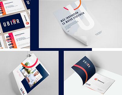 Branding - Ubiar