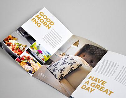 Topside Inn Brochure