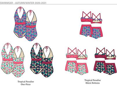 Swimwear - Autumn/Winter 2020-2021