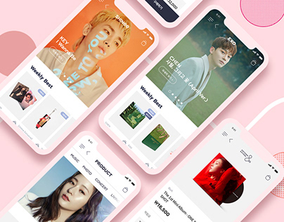 eCommerce for artists and fans SMTOWN &STORE
