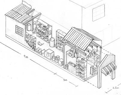 Proyecto U.I Ciudad Informal: PET / 2020-20