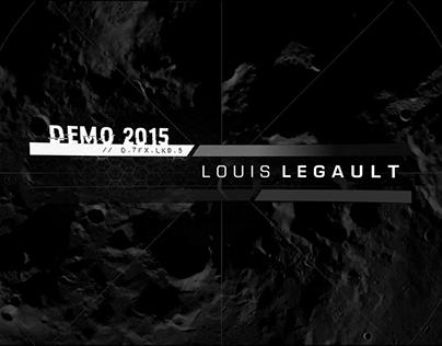 Motion Design / VFX • Demo Reel 2015