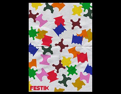 Festik - Brand identity