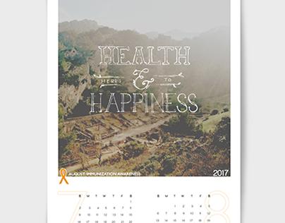 Cause Calendar 2017