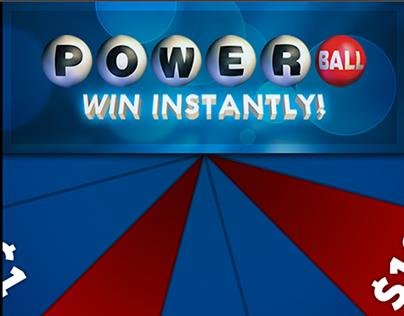 Powerball Spin the Wheel Game - WebGL & HTML5
