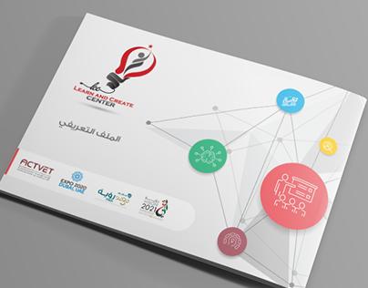 Company Profile learn & create center