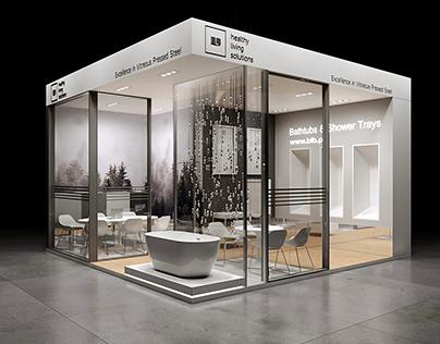 BLB ISH Frankfurt - Exhibition Stand
