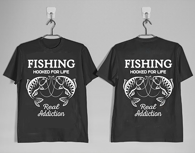 Fishing T-Shirt Designs
