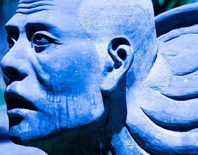 Blue Inhotim
